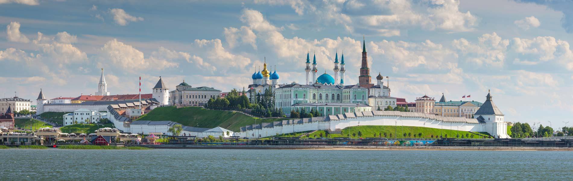 ρωσικά στο κέντρο Καζάλι